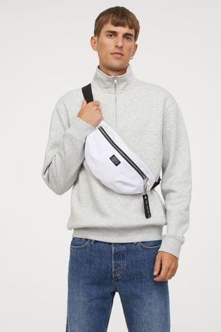 MEN Relaxed Fit Sweatshirt