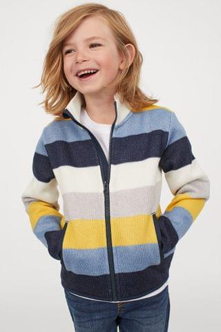 KIDS Knit Fleece Jacket