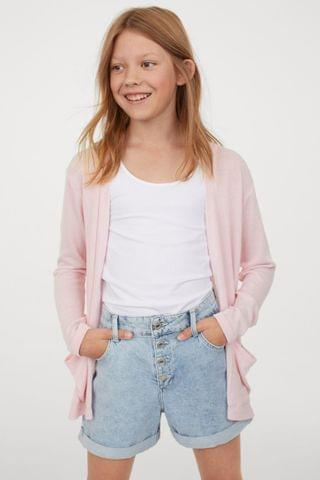 KIDS Knit Cardigan