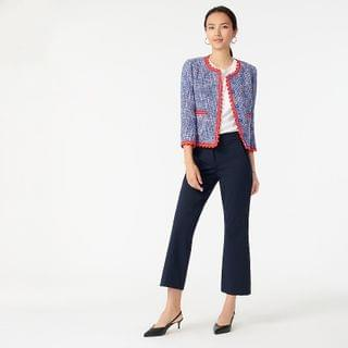 WOMEN Lady jacket in autumn tweed