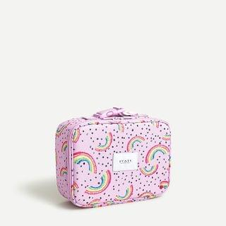 KIDS Kids' STATE Rodgers lunch box in rainbow dot