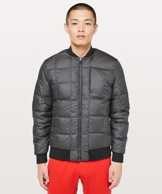MEN About-Face Bomber Lunar New Year