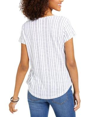 WOMEN Plus Size American Picnic Printed Top, Created for Macy's