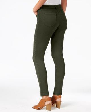 WOMEN Curvy-Fit Skinny Fashion Jeans, Created for Macy's