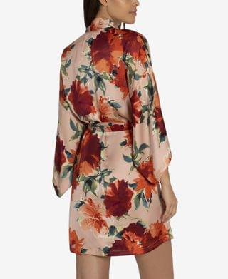WOMEN Orianna Floral Wrap Robe, Online Only