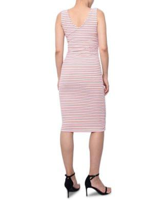 WOMEN Juniors' Ribbed Bodycon Dress