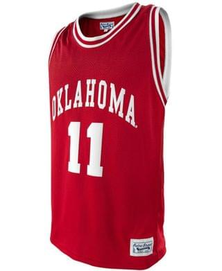 MEN Men's Trae Young Oklahoma Sooners Throwback Jersey
