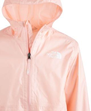 KIDS Big Girls Zipline Rain Jacket