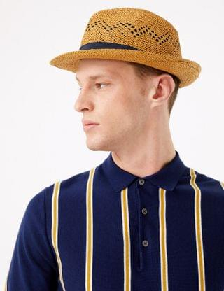 MEN Handwoven Trilby