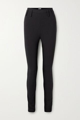 WOMEN MAGDA BUTRYM Stretch-wool skinny pants