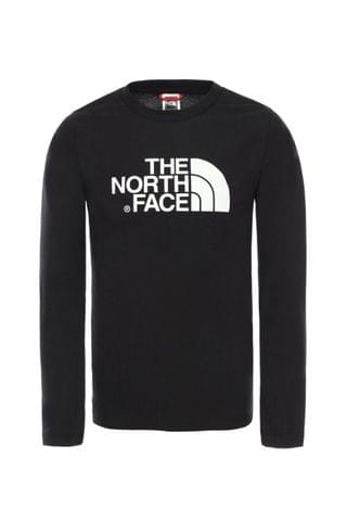 KIDS The North Face Youth Long Sleeve Easy T-Shirt