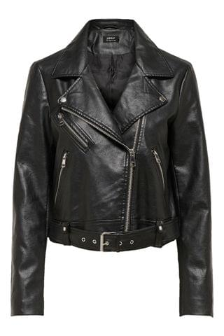 WOMEN Only Faux Leather Jacket
