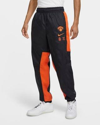 MEN Men's Nike NBA Tracksuit Pants New York Knicks Courtside