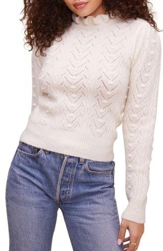 WOMEN ASTR the Label Sally Sweater