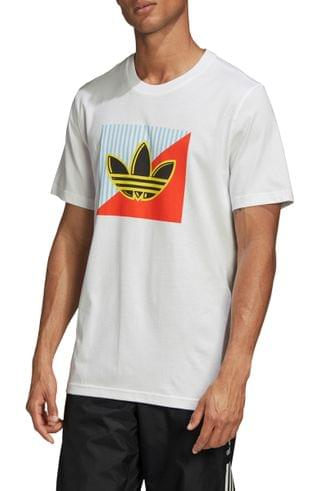 MEN adidas Originals Diagonal Logo Graphic Tee