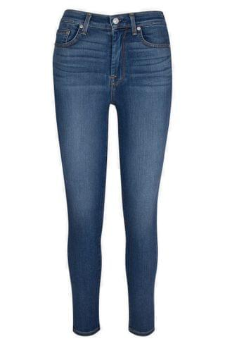 WOMEN Seven Slim Illusion High Waist Ankle Jeans (Love Story)