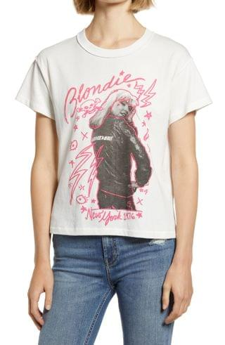 WOMEN Daydreamer Blondie New York 1976 Graphic Tee