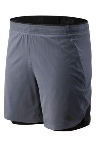 MEN New Balance Fortitech Men's 2-in-1 Shorts