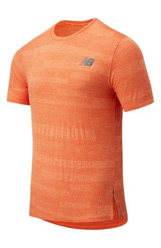 MEN New Balance Q Speed Fuel Men's Performance Shirt
