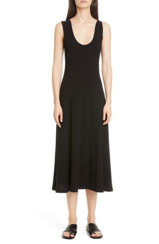 WOMEN Rosetta Getty Midi Tank Dress