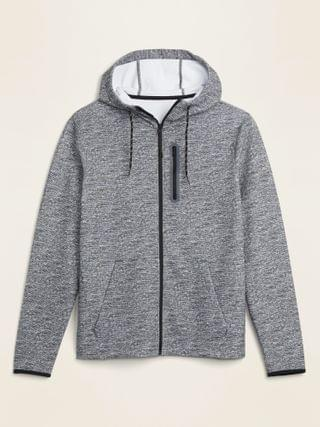 MEN Dynamic Fleece Zip Hoodie for Men