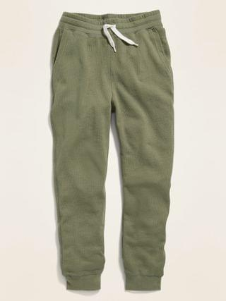 KIDS POPSUGAR x Old Navy French Terry Garment-Dyed Gender-Neutral Joggers