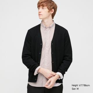 MEN Men Extra Fine Cotton Broadcloth Long-Sleeve Shirt