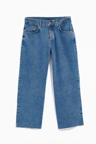 MEN The Ragged Priest Cropped Skater Jean