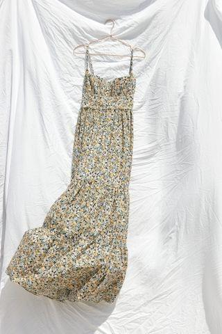 WOMEN Fame And Partners Kimia Floral Maxi Dress