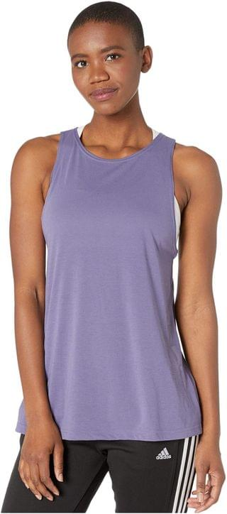 WOMEN Designed 2 Move Brand Tank Top. By adidas. 25.99. Style Tech Purple/Tech Purple.