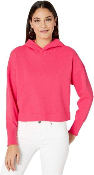 WOMEN All Hood Things Sweater. By BB Dakota. 44.10. Style Hot Pink.