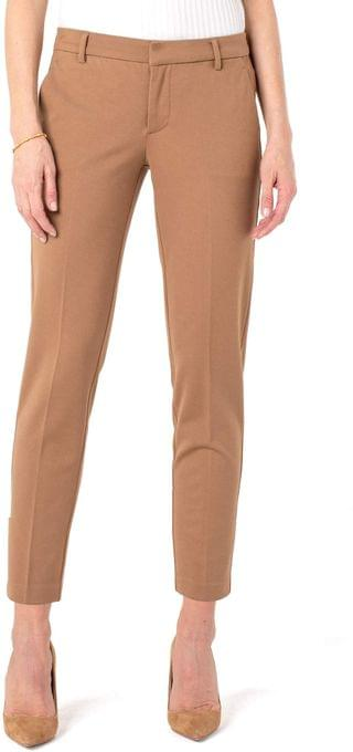 WOMEN Kelsey Slim Leg Trousers in Super Stretch Ponte Knit. By Liverpool. 89.00. Style Maple. Rated 5 out of 5 stars.