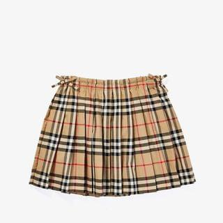KIDS Pearly Skirt (Little Kids/Big Kids). By Burberry Kids. 180.00. Style Archive Beige IP Check.
