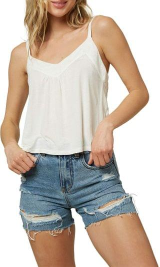 WOMEN Torrey Tank Top. By O'Neill. 39.45. Style Winter White.