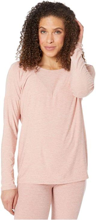 WOMEN Moonrise Pullover. By Beyond Yoga. 47.99. Style Tinted Rose/Pink Quartz.