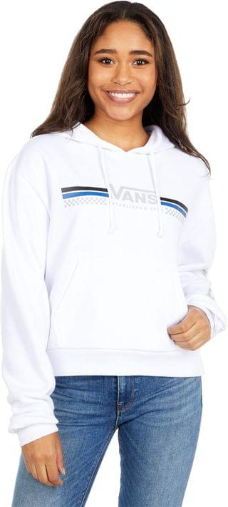 WOMEN Sporty Crop Pullover Hoodie. By Vans. 59.45. Style White.