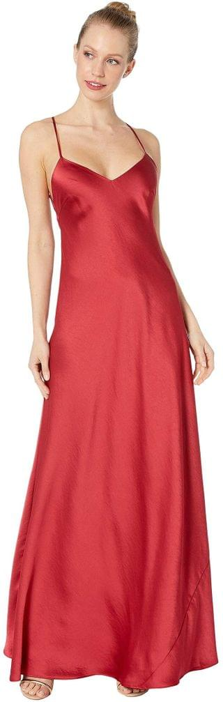 WOMEN V-Neck Gown Dress. By BCBGMAXAZRIA. 134.10. Style Rogue.