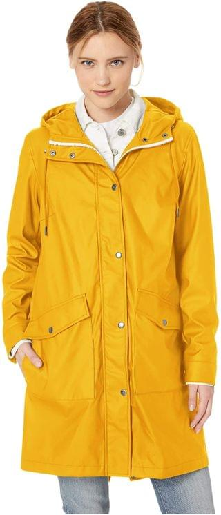 WOMEN Rubberized PU Fishtail Rain Parka. By Levi's . 69.99. Style Yellow. Rated 4 out of 5 stars.