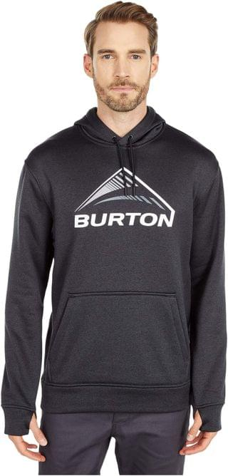 MEN Oak Seasonal Pullover Hoodie. By Burton. 59.95. Style True Black Heather.