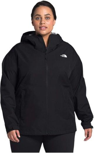 WOMEN Plus Size Allproof Stretch Jacket. By The North Face. 168.95. Style TNF Black.
