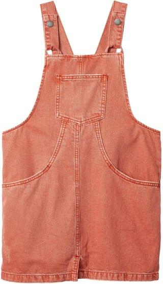 KIDS Shiloh Denim Skirtall (Toddler/Little Kids/Big Kids). By COTTON ON. 24.99. Style Brick Red.