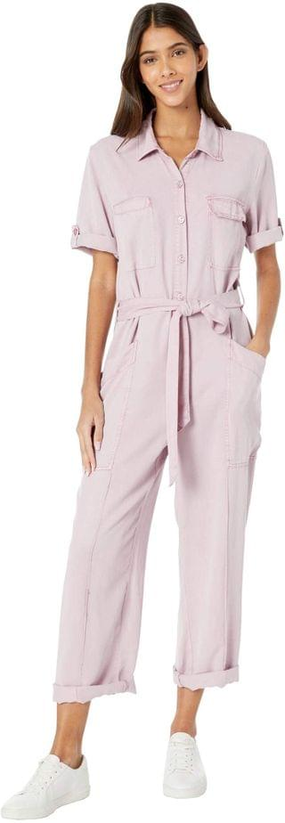 WOMEN Graylin Jumpsuit. By Young Fabulous & Broke. 137.40. Style Orchid Pigment.