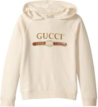 KIDS Logo Pullover 532484X9O39 (Little Kids/Big Kids). By Gucci Kids. 380.00. Style White/Green/Red.