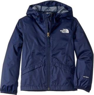 KIDS Zipline Rain Jacket (Little Kids/Big Kids). By The North Face Kids. 55.00. Style Montague Blue. Rated 4 out of 5 stars.