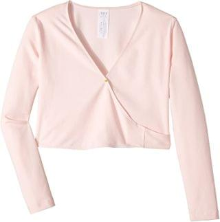 KIDS Crossover Cardigan (Toddler/Little Kids/Big Kids). By Bloch Kids. 27.00. Style Candy Pink. Rated 5 out of 5 stars.