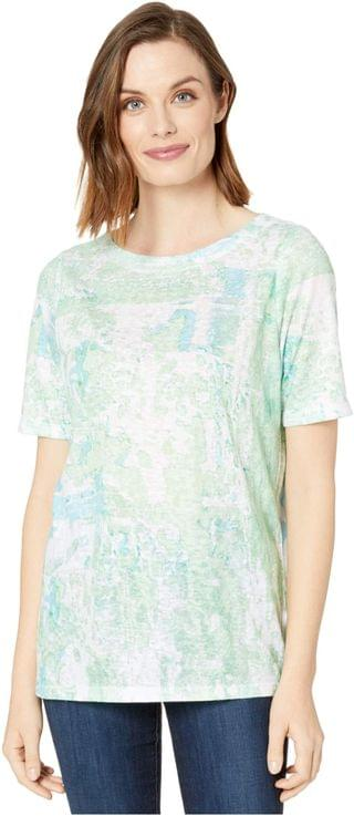 WOMEN Smooth Printed Jersey Abstract Print Top. By FDJ French Dressing Jeans. 43.78. Style Multi.