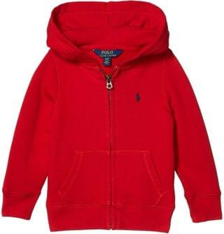 KIDS Cotton-Blend Terry Hoodie (Toddler). By Polo Ralph Lauren Kids. 31.50. Style RL 2000 Red.