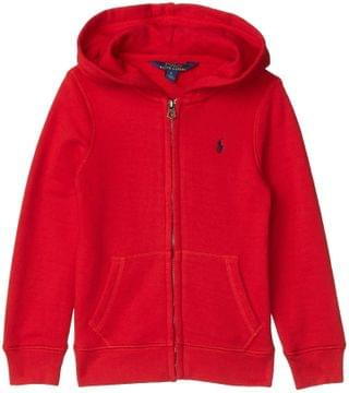 KIDS Cotton-Blend Terry Hoodie (Little Kids). By Polo Ralph Lauren Kids. 31.50. Style RL 2000 Red.