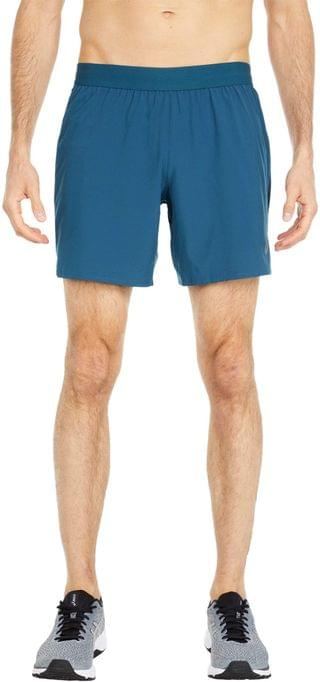 """MEN Road 7"""" Shorts. By ASICS. 40.00. Style Magnetic Blue. Rated 5 out of 5 stars."""