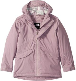 KIDS Freedom Insulated Jacket (Little Kids/Big Kids). By The North Face Kids. 139.95. Style Ashen Purple. Rated 5 out of 5 stars.